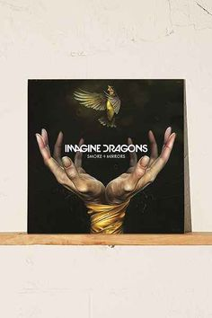 Imagine Dragons - Smoke + Mirrors 2XLP - Urban Outfitters