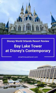 Bay Lake Tower at Disney& Contemporary is one of our favorite Disney World Resort. The best part - it is walking distance to Magic Kingdom! Disney Vacation Club, Disney World Florida, Walt Disney World Vacations, Disney World Resorts, Disney Travel, Florida Travel, Disney Parks, Disney World Shows, Disney World Guide