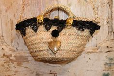 Boho Chic, Little Bag, Crochet Bags, Straw Bag, Coffee, Top, Wedding, Style, Fashion