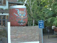 Museo del mate. Tigre Bs As.