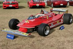 Ferrari 312 T5 (Chassis 045 - 2006 Palm Beach International, a Concours d'Elegance) High Resolution Image