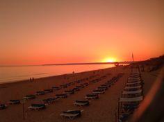 Galé beach, Albufeira,Portugal