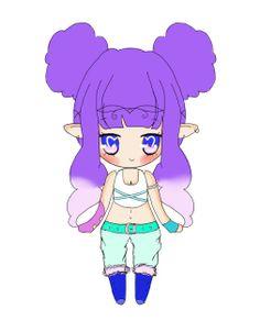 W.I.P disegno della realizzazione di Kayri