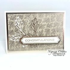Facebook Live Replay With Jill Using Love You Always DSP Replay, Stampin Up, Congratulations, Crafting, Love You, Facebook, Live, Create, Board