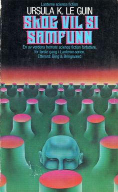 Can't Stop Staring at these Trippy Norwegian Book Covers