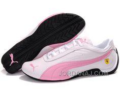 http://www.jordanaj.com/womens-puma-drift-cat-ii-ferrari-white-pink-discount.html WOMEN'S PUMA DRIFT CAT II FERRARI WHITE/PINK DISCOUNT Only $76.00 , Free Shipping!