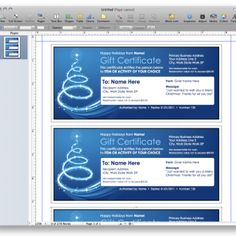 Concert tickets template for pages pinterest concert ticket christmas gift certificate template yadclub Choice Image