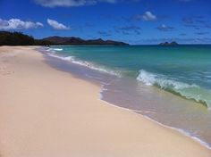 Waimānalo Beach - must of went here a hundred times as a kid .my aunty them live right across from it