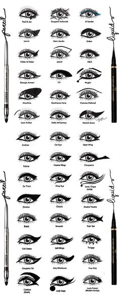 Your Ultimate Guide To Applying Eyeliner Like A Pro