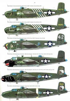 22 North American B-25 Mitchell Page 29