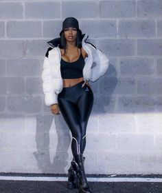 Fall Clothes, Fall Outfits, Sporty, Winter, Fitness, Black, Style, Fashion, Winter Time