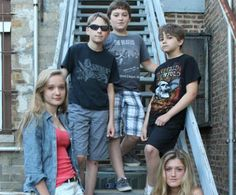 Teen Band Rocks For A Cause - http://lincolnreport.com/archives/433896