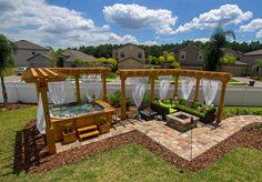 53 Best Backyard Design Images Outdoors Outdoor Life