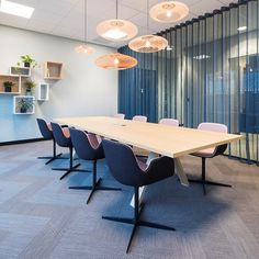 Het nieuwe research & development complex van Trinseo opende eind september 2017 zijn deuren. De specialist in plastics, latex en synthetisch rubber koos voor het interieur een huiselijke sfeer met veel groen en aandacht voor detail.