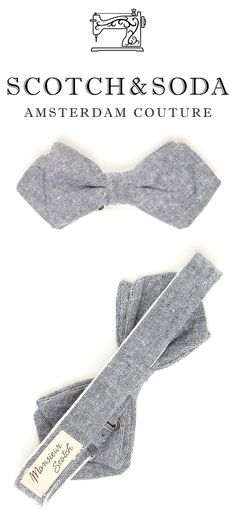 Scotch and Soda Gingham Bowtie - a nice gift for a guy who likes to dress nice.