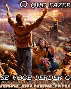 A R R E B A T A M E N T O: Filme Evangélico - A GRANDE TORMENTA - 3 1 Ts 4: 16 Porque o mesmo Senhor descerá do céu com alarido, e com voz de arcanjo, e com a trombeta de Deus; e os que morreram em Cristo ressuscitarão primeiro. 17 Depois nós, os que ficarmos vivos, seremos arrebatados juntamente com eles nas nuvens, a encontrar o Senhor nos ares, e assim estaremos sempre com o Senhor. 18 Portanto, consolai-vos uns aos outros com estas palavras.