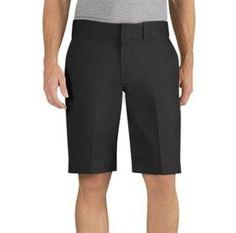 Dickies Men's Relaxed Fit Flex Twill 11 Shorts- D Work Shorts, Comfy Shorts, Shorts With Tights, Dickies Shorts, Chino Shorts, Mens Big And Tall, Big & Tall, Dark Navy