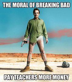 breaking bad moral