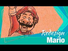 Redesign Mario    FRANCIS DE CRISTO  