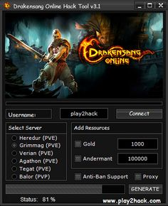DRAKENSANG ONLINE HACK download hack full. Free DRAKENSANG ONLINE HACK keygen…