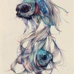 The Colored Pencil Drawings of Marco Mazzoni Depict the Cycles of Nature