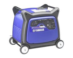 BuyBuyBlacksheep | Yamaha EF6300iSDE 6,300 Watt 357cc OHV 4-Stroke Gas Powered Portable Inverter Generator With Electric Start (CARB Compliant)