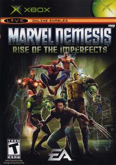 Title: Marvel Nemesis: Rise of the Imperfects (Sony PlayStation UPC: 014633149548 Condition: Good - Pre-owned. Game Disc and Paper Sleeve Only. No Box, No Instruction Manuel. Item Tested and Playstation Games, Xbox Games, Nintendo 3ds, Videogames, Horror, Cinema, Gamers, Marvel Entertainment, Fighting Games