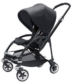Bugaboo Bee Pushchair - All Black I really want this !!!!