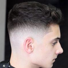 42 Best Short Haircuts For Men In 2018 - Men's Hairstyles New Haircuts For Boys, Trendy Haircuts, Best Short Haircuts, Haircuts For Long Hair, Popular Haircuts, Haircut Short, Men's Haircuts, Easy Hair Cuts, Medium Hair Cuts