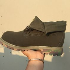 dfdfadd5eb7d 57 Best Timberland Roll Top Boots images
