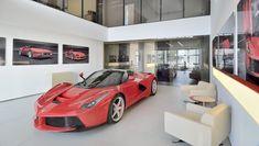 DBM Architects | Scuderia Ferrari Dealership, Bryanston, Johannesburg South Africa, Car, Architects, Automobile, Vehicles, Building Homes, Cars, Autos