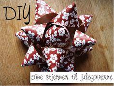 ...Jeg har ofte købt lignende stjerner i dyre domme for at få julegaverne til at se SUPER lækre ud.. Det havde jeg ALDRIG gjort hvis jeg h...