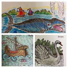 We've had a whale of a good time for  #ColorOurCollections week! Along with many other museums and libraries we've offered coloring-friendly versions of items in our collections. LVA staff even got in on the fun! Bit.ly/LVAcolorme  #thisisLVA #color #adultcoloringbook #coloringbook #rarebooks #librariesofinstagram by libraryofva