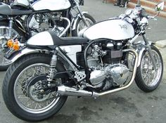 The Ten Best Handling Motorcycles of all Time: Triton