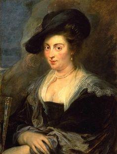 Peter Paul Rubens (1577–1640)   Title  Portrait of a woman.