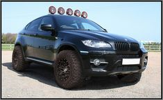 2005 offroad aggressive Wide tire look Bmw X6, Bmw X5 E70, Bmw X5 Sport, Offroad, Bmw X Series, Boxster S, Off Road Tires, Cayman S, Expensive Cars
