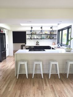 135 best Shiplap, Tongue & Groove, Plank Paneling images on ... Farmhouse Plank Interior Designs Html on dutch inspired interior designs, old farmhouse kitchen designs, country farmhouse interior designs, old farmhouse interior designs,