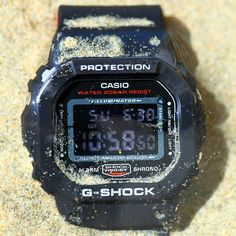 G-Shock Watches by Casio - the ultimate tough watch. Water resistant watch, shock resistant watch - built with uncompromising passion. Casio G Shock, Sport Wear, Watches Online, Casio Watch, Digital Watch, Watches For Men, Adventure, Stylish, Classic