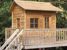 Tree House Plans to Build for Your Kids