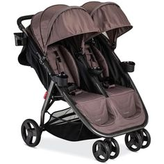 Baby strollers for twin babies help dad and mom save dollars http://www.williammurchison.com