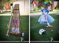 Catutis in Wonderland Birthday - Queen of Hearts/Alice in Wonderland