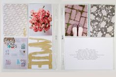 Amie at 39 - June Pages by littlelamm at @studio_calico