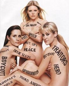 Dixie Chicks - not ready to play nice