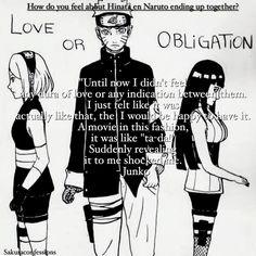 It ended in obligation sadly...