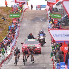 Vuelta a Espana 2017 Stage 11 @tdwsport