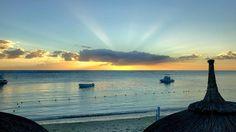 die letzte Klappe... #sunset #mauritius #beautifuldestinations #timetogohome