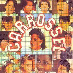 A novela Carrossel, fez sucesso no Brasil no início dos anos 90.