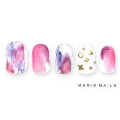#マリーネイルズ #marienails #ネイルデザイン #かわいい #ネイル #kawaii #kyoto #ジェルネイル#trend #nail #toocute #pretty #nails #ファッション #naildesign #awsome #beautiful #nailart #tokyo #fashion #ootd #nailist #ネイリスト #ショートネイル #gelnails #instanails #marienails_hawaii #cool #pink #fashionista