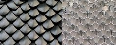 TheRingLord.com Chainmail Jump Rings jumprings Scalemail Jewelry Supplies and Wire - Scalemail Supplies.  Use them in your knitting for knitted scalemail :)