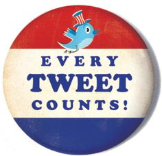 Nowadays, social-media and politicians have nowadys become two correlated meanings. Every single Tweet counts.